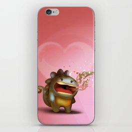 Dragon Love iPhone Skin