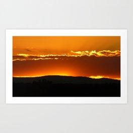 Paysage 60 Art Print