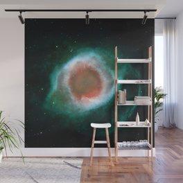 Eye Galaxy Wall Mural