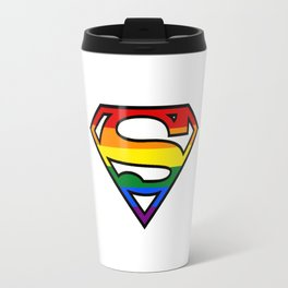 Super Pride - v1 Travel Mug