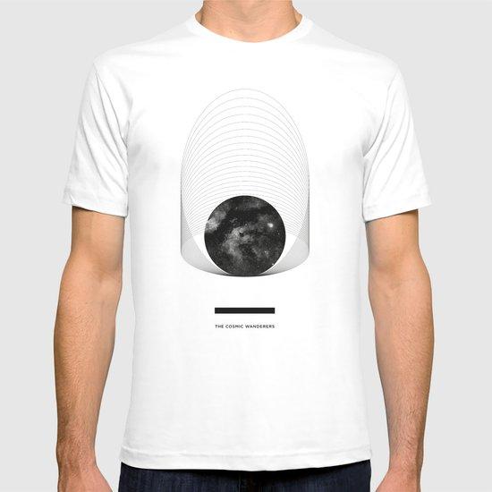 THE COSMIC WANDERERS T-shirt