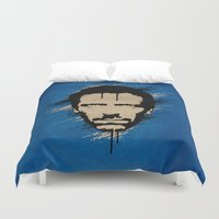house Duvet Covers featuring House by Durro