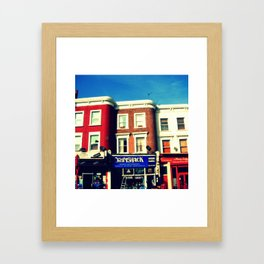 Lavender Hill II Framed Art Print