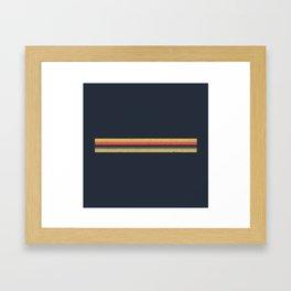 13th Doctor Framed Art Print