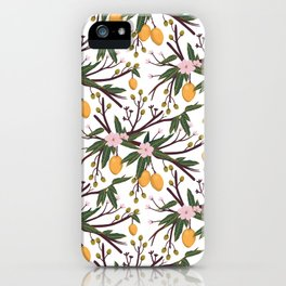 MANGO JAMBO iPhone Case