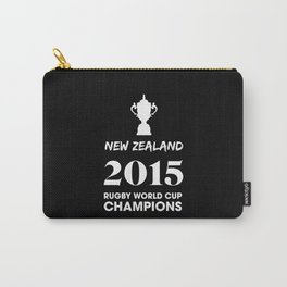 New Zealand 2015 Rugby World Cup Champions Carry-All Pouch