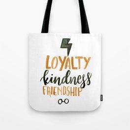 The Most Loyal Tote Bag