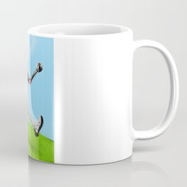 EVA Unit Sprinting Coffee Mug