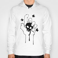 witchcraft Hoodies featuring Witchcraft (The Cut) by ashurcollective
