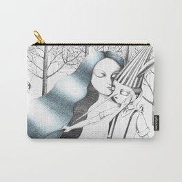 la fata e pinocchio Carry-All Pouch