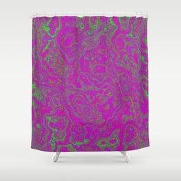 Darren Shower Curtain