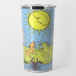 18 - The Moon Travel Mug