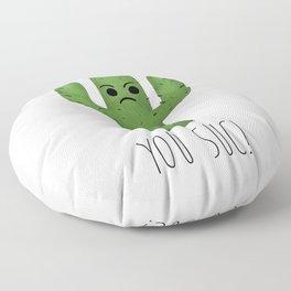 You Suc! Floor Pillow