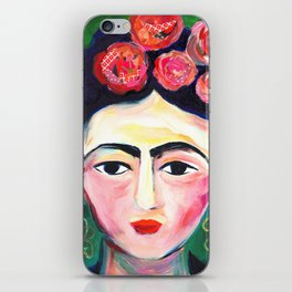 you've got this, love frida ... iPhone Skin