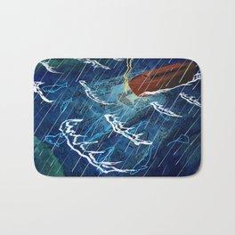 First Judgement (Noah's Ark)  Bath Mat