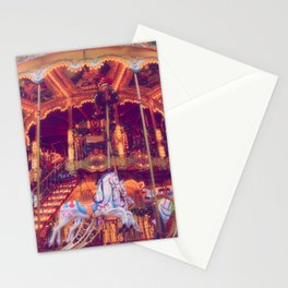 childhood dream Stationery Cards