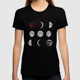 Black Moon Howl (art by Felix Jackson Jr.) T-shirt
