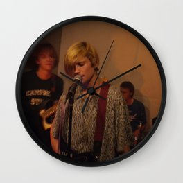 DIIV early day at Brooklyn Wall Clock