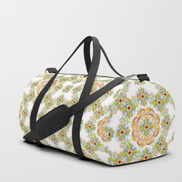 Starflower Blossoms Duffle Bag