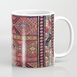 Shahsavan  Azerbaijan Northwest Persian Bag Print Coffee Mug
