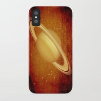 planet iPhone & iPod Cases featuring Planet by Fine2art