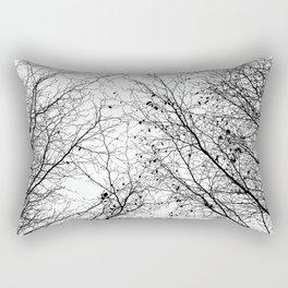 Tree Silhouette Series 2 Rectangular Pillow