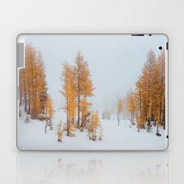 Vibrant Larch Trees Laptop & iPad Skin