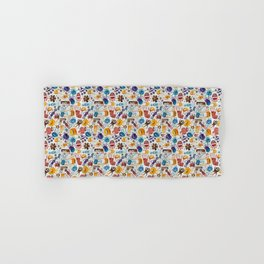 Critter Pattern 3 Hand & Bath Towel