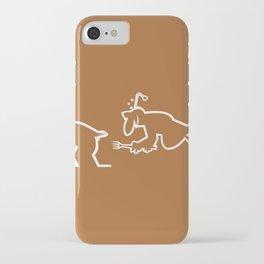 La Linea 2 iPhone Case