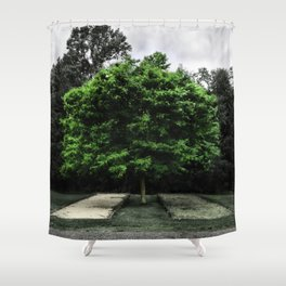 Couldn't Stand to be Alone Without You Shower Curtain
