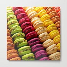 Macarons! (1) Metal Print