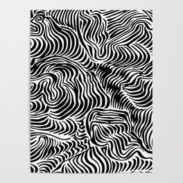 black flow Poster