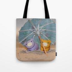 Sunny Sunday Tote Bag
