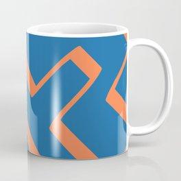 60s Psychedelic Print III Coffee Mug