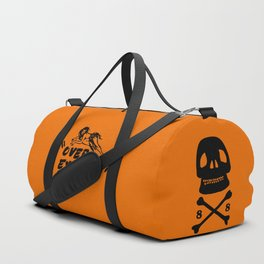 Over Exposed Pinup Duffle Bag