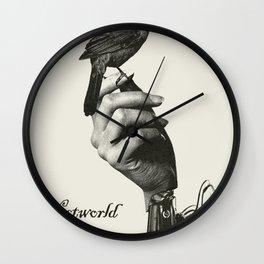 Hello Felix Wall Clock
