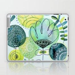 Spring Blooms Laptop & iPad Skin