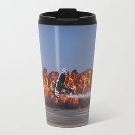 Flight and Flame Travel Mug