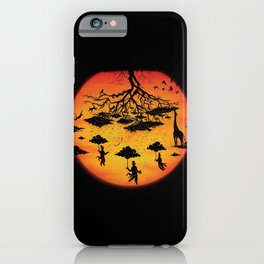 Sees the Day iPhone Case