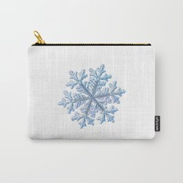 Real snowflake - Hyperion white Carry-All Pouch
