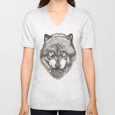 Day wolf Unisex V-Neck