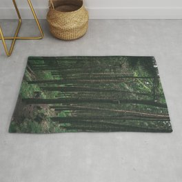 Pine Forest Rug