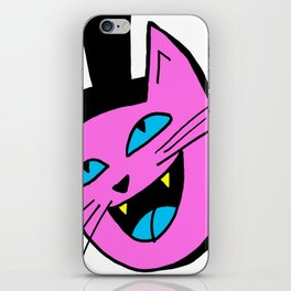 Herro Cat iPhone Skin