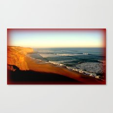 Sunsets on the Great Southern Ocean Canvas Print