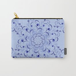 Ethnic ornament Carry-All Pouch