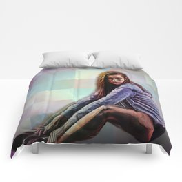 Indecision (Now What?) Comforters