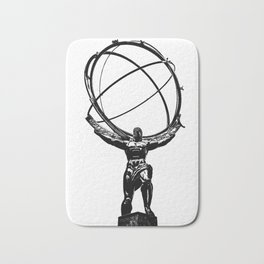 Atlas Bath Mat