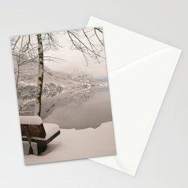 Lake Bohinj Stationery Cards