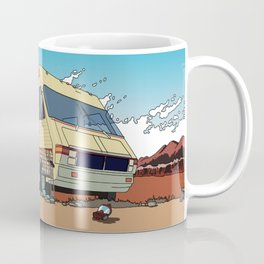 Crystal Ship Coffee Mug