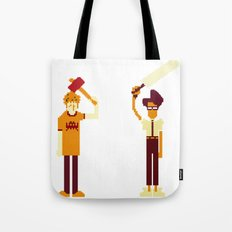 The IT Crowd: Masters of the ITverse! Tote Bag